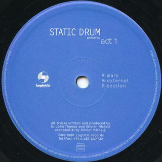 Static Drum - External