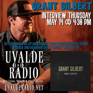 Grant Gilbert Interview May 2020