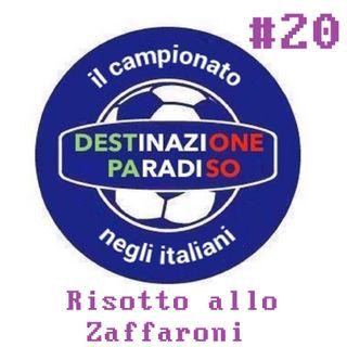 #20 - Risotto allo Zaffaroni