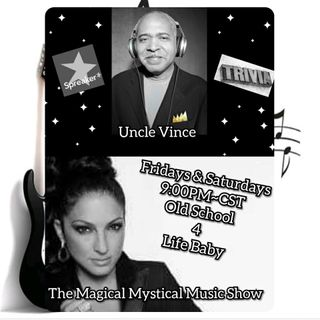 The Magical Mystical Music Show 5-22-2021