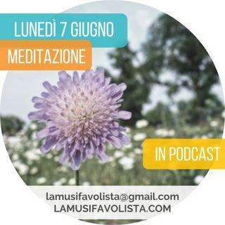 7 Giugno - Meditazione Nomade - La Musifavolista