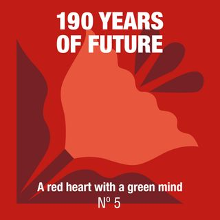 Episodio 5: A red heart with a green mind