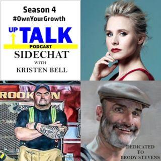UpTalk SideChat: Kristen Bell