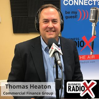 Thomas Heaton, Commercial Finance Group