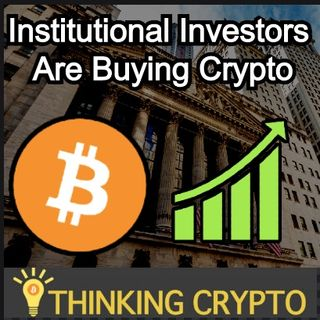 Institutional Investors Buying Bitcoin & Bitcoin Mining Power - Digital Euro Soon - Ledger & Crypto.com