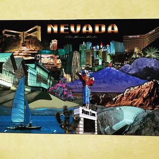 Why Nevada is a Silver State?