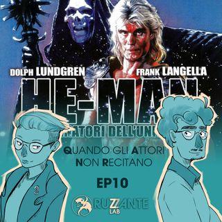 I Dominatori Dell'Universo (1985): Ballottaggio intergalattico per Nino d'Angelo in mutande
