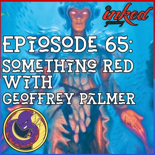 Episode 65: Something Red With Geoffrey Palmer