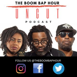The Boom Bap Hour Uncut Podcast