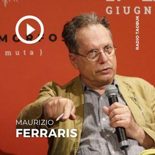 Maurizio Ferraris: «Non siamo mai stati così padroni della tecnica»
