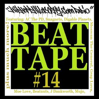 Beat Tape #14 - HipHop Philosophy Radio