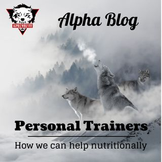 How can a personal trainer help you nutritionally