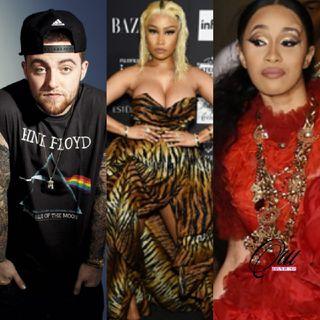 Mac Miller Dead/Cardi B & Nicki Minaj Fight (S3E2)