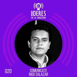020 Comunicate - Rigoberto Salazar