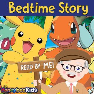 Pokemon Story w/ MR. Honeybee
