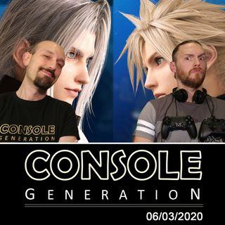 Anteprima Final Fantasy VII Remake - CG Live 06/03/2020
