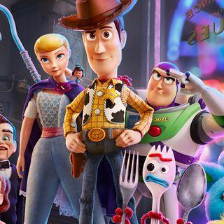 Toy Story 4: le VOSTRE recensioni