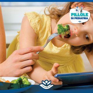 Alimentazione, abitudini e problemi di bambini e ragazzi