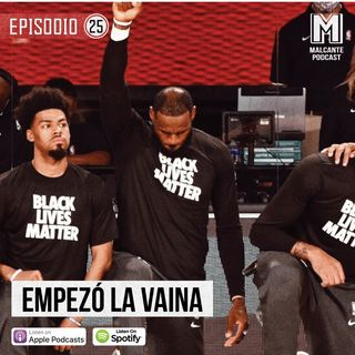 Ep 25-Arrancó la NBA.