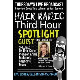 The Hair Radio Morning Show LIVE #561  Thursday, May 13th, 2021