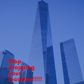 STOP DROPPING YOUR LOCATION TO YOUR FRIENEMIES!!!