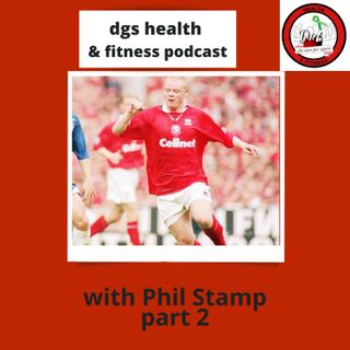 Phil Stamp-Life after football!