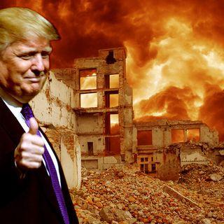 Armageddon Trump