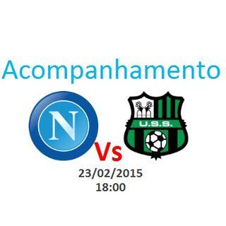 Itália - Nápoles vs Sassuolo