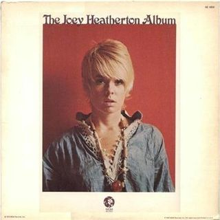 "Joey Heatherton It's not so Easy, ""Someone to watch over ME"""