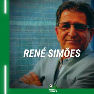 Ep.64 - Entrevista com René Simões | O link entre Ciência e Futebol