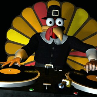 RREK City Thanksgiving Holiday Weekend Mix