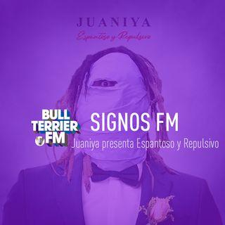 Juaniya presenta Espantoso y Repulsivo - SignosFM