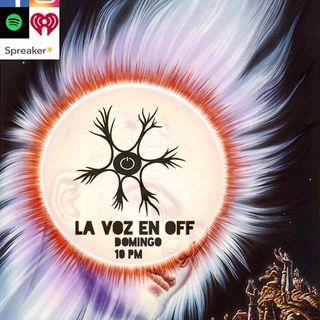 La Voz en off 34