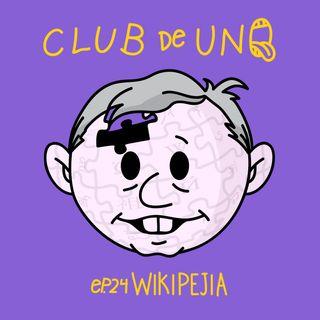 Episodio 24: Wikipejia