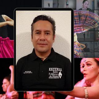 """""""Hiboux Entrevista con"""": Mtro. Renato García (Dir. Escuela de Ballet Folklórico de México)"""
