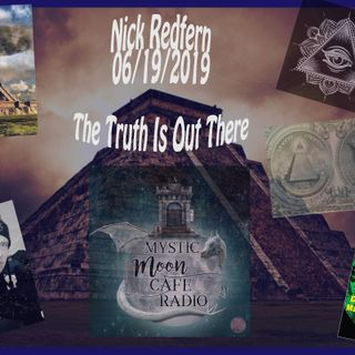 Conspiracies, Cover-Ups and Cryptids with Nick Redfern