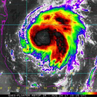 Residents of Texas Told to Evacuate Ahead of Hurricane Harvey