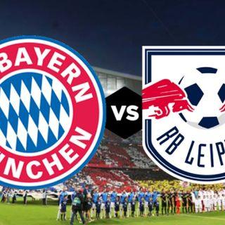 Bayern Monaco - Lipsia