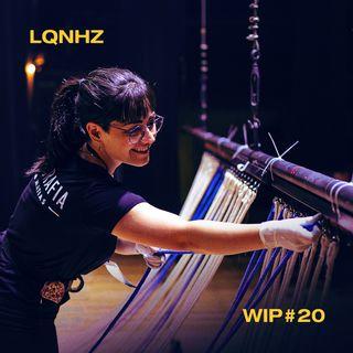 WIP #20 - Cenografia com Zula Matias