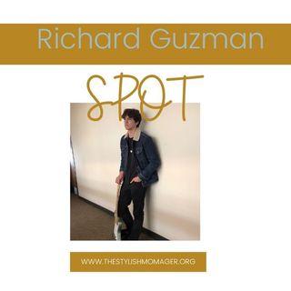 Episode 62 -  Guest Richard Guzman