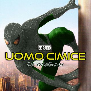 Uomo Cimice - Be Radio Radiophonic Universe