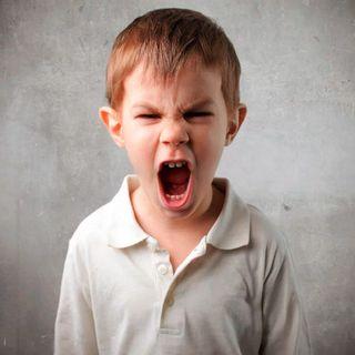 Manejo del enojo en los niños