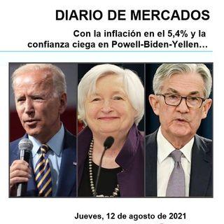 DIARIO DE MERCADOS Jueves 12 Agosto