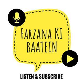 Episode 3 - Azhar Ali Farooqi-Book Jhalak- Farzana Ki Baatein