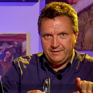 TOTEM Michele Proclamato con Giorgio Cerquetti - Puntata 23