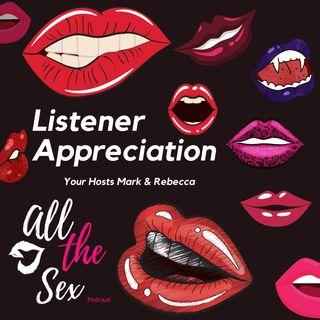Listener Appreciation
