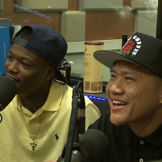 DC Young Fly and Timothy DeLaGhetto