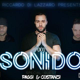 SONIDO 001 - Special Guest Paggi&Costanzi