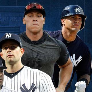 Yankees de Nueva York con 6 de sus 8 mejores jugadores FUERA
