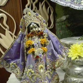 Festa Srimati Vrinda Devi domenica 8 Ottobre 2017